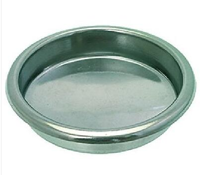 58mm BLIND / BLANK FILTER FOR COFFEE MACHINE GROUP HEAD CLEANING UNIVERSAL PART(China (Mainland))
