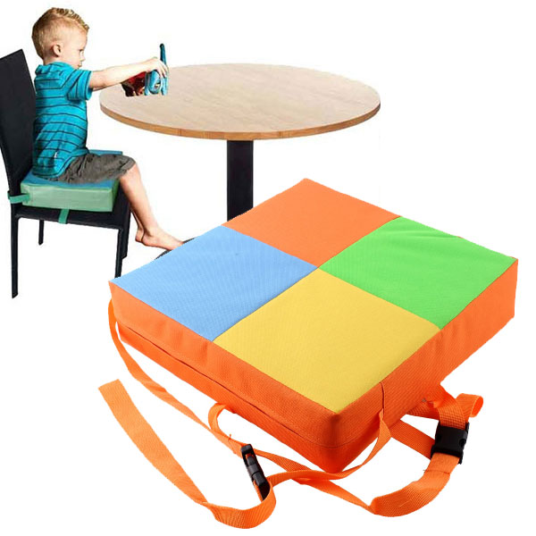 Baby Kids Chair Booster Cushion Toddler Highchair Seat Pad High Chair Cover Safe(China (Mainland))