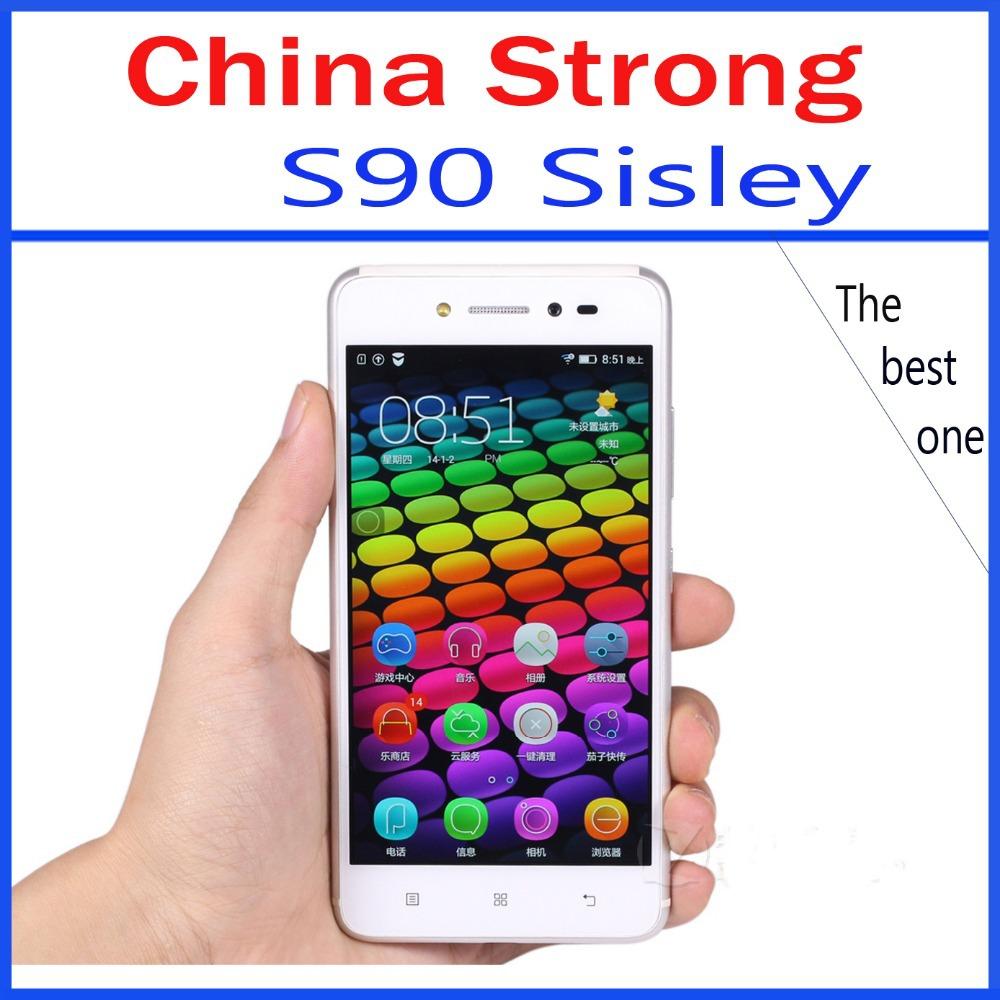 Мобильный телефон Lenovo S90 5 HD IPS 1280 x 720 13.0mp GPS 4 g LTE 4.4 410 8.0MP мобильный телефон zte v5 v5 wcdma msm8926 android 4 4 5 hd 1280 x 720 1gb 2gb 4gb 8gb 13