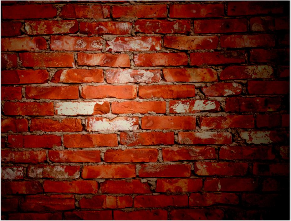 Cool Brick Wall : M free shipping individuality portrait photography