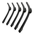 TIROL Universal Car Boneless Rubber Wiper Blade Wipers Sheet Car Windshield Wiper 14 20 Single Sale
