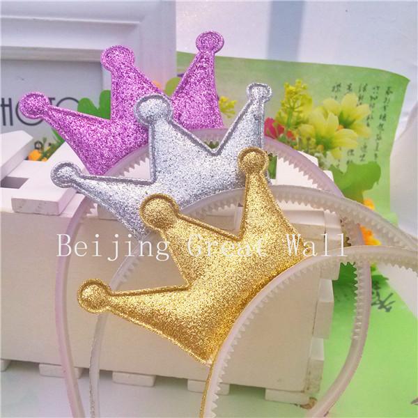 Короны для девочек для нового года