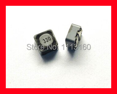 7*7*4 SMD Shielding power inductor 33UH shielded inductor marking 330(China (Mainland))