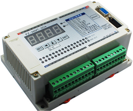 PLC 36MT-3DA,20  input points/16 output points with 3DA,high speed pulse,encoder input ,CAN bus optional,LED display,RS232 com<br><br>Aliexpress