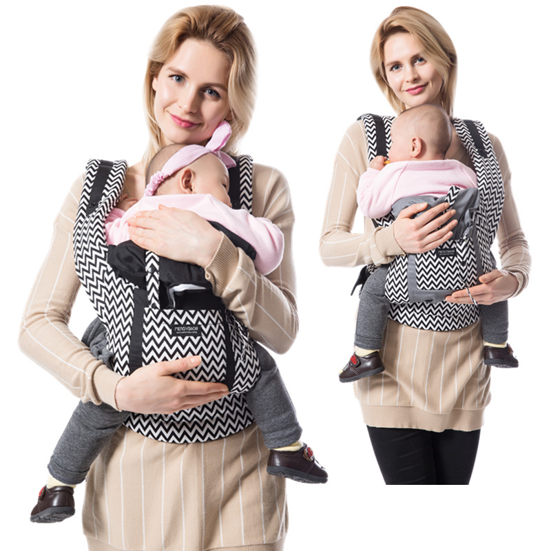 MENGYBAOR High Quality 2017 Breathable Multifunctional Safty 100% Cotton chicco Baby Carriers Travel Infant Sling Backpack Wrap