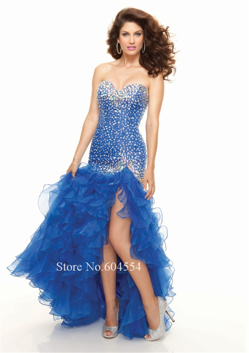 diamond mermaid prom dresses - photo #24