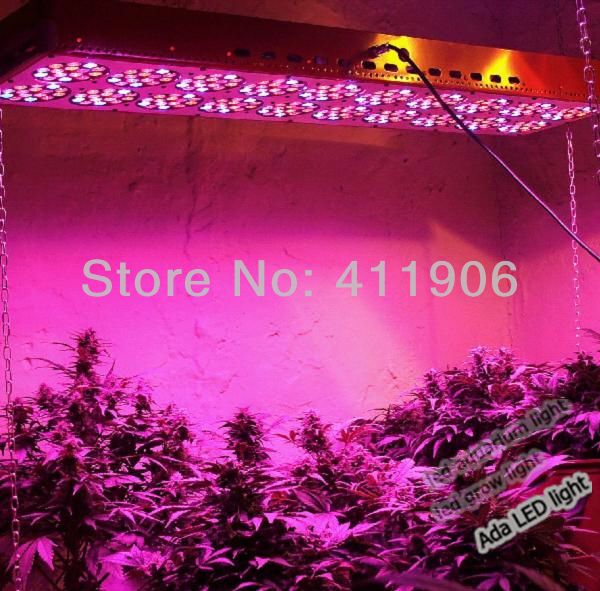 Most Powerful 630W apollo 20 led grow light uv ir 3w flowering led's lens indoor plant greenhouse hydroponic growing lamp(China (Mainland))