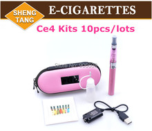 eGo CE4 Atomizer Electronic Cigarette Starter Kits 650mah 900mah 1100mah E Zipper Case 1 - Sheng Tang Technology Co., Ltd. store