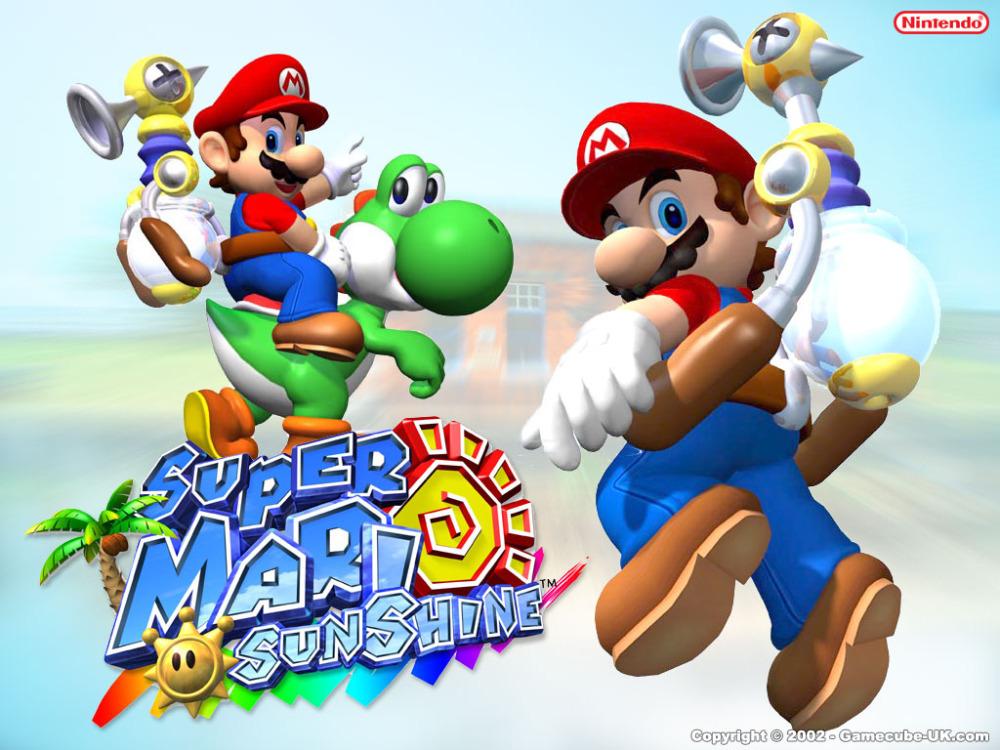Goedkope Slaapkamer Decoratie : Super Mario Sunshine