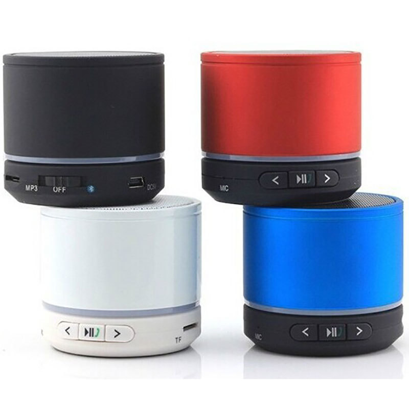 2015 new! S11 mini portable wireless bluetooth speaker subwoofer with TF card & hands free calling & FM radio home theater(China (Mainland))
