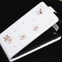 Buy Leather Case Prestigio Grace Q5 5.0'' Diamond Cover Prestigio Q5 5506 PSP5506 DUO Case Bling Crystal Phone Bags for $5.94 in AliExpress store