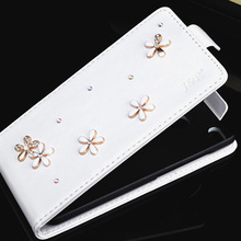 Buy Leather Flip Case ZTE Blade X5 D3 5.0 inch Diamond Cover ZTE Blade X5 Case Bling Crystal Phone Rhinestone Bag for $5.94 in AliExpress store