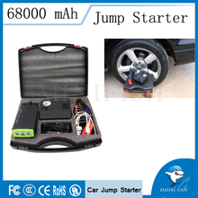 Fashion Design High Quality Jump Starter Car Jump Starter Power Bank Car Charger for Starting DIESElLand GASOLINE Car
