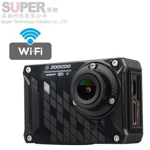 Original Soocoo S33W 1080P Full HD Mini Camcorder Action Camera Diving 30M Waterproof Sports DV Recorder Gopro Sj5000-Like<br><br>Aliexpress