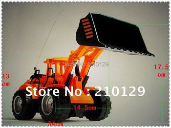 Free Shipping!Wholesale and retail Wireless Remote control Bulldozer 7CH kids Children's Toys&Christmas gifts