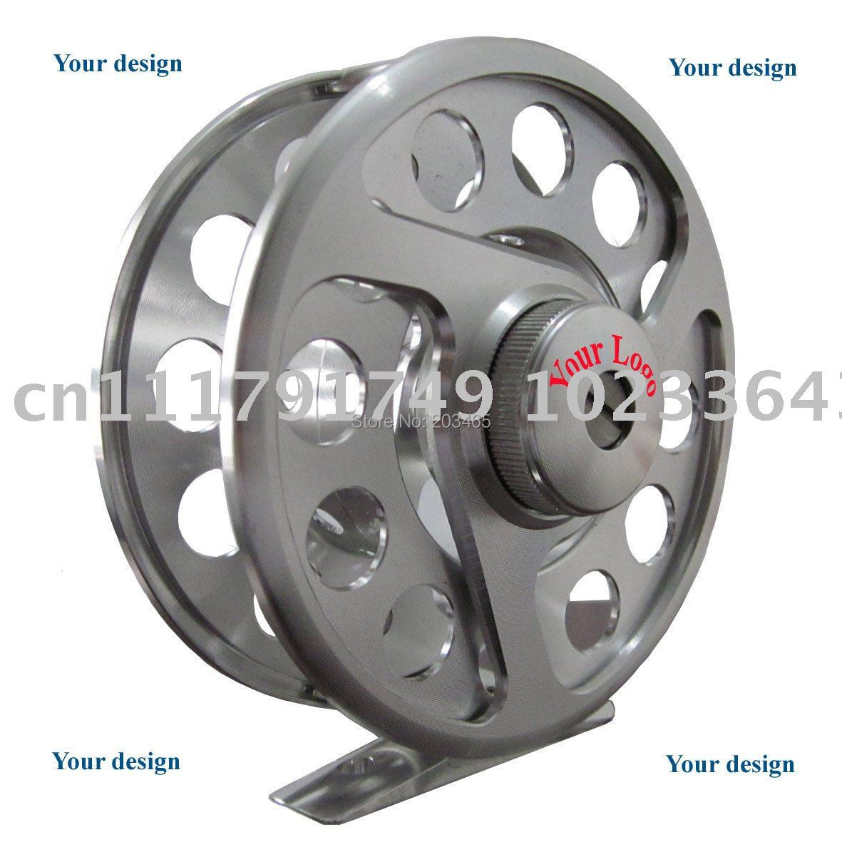 Customized fishing fly reel FD ,6061AL.,CNC machine,Changed easily from right to left<br><br>Aliexpress