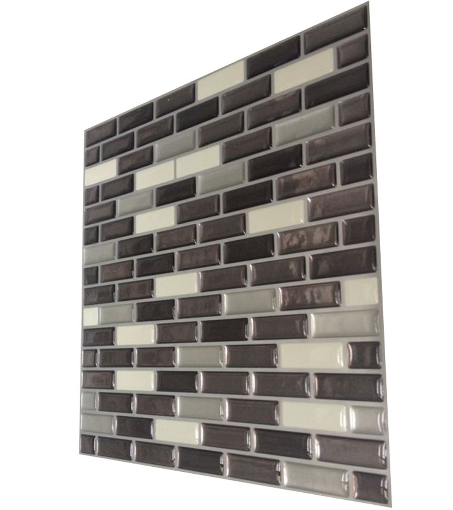 Online buy wholesale floor tiles from china floor tiles for Peel and stick wallpaper squares