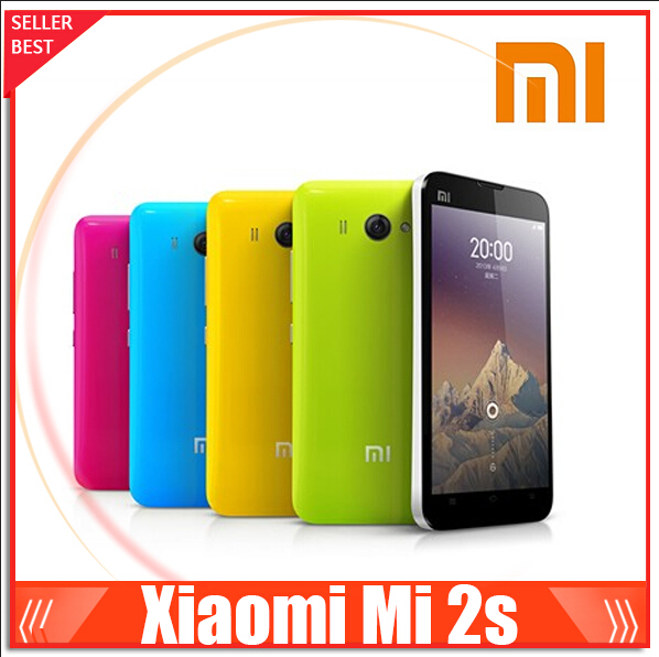 "8.25 Happy Sale!! Original Xiaomi mi2S mi2 Smartphone WCDMA 3G 4.3"" Quad Core 2GB RAM 16GB/32GB ROM Android Phone(China (Mainland))"