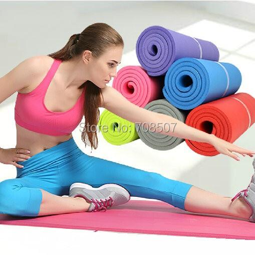 Wholesale New High Quality Yogo Products 6mm Pvc Yoga Mat