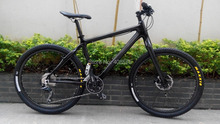 OEM high quality full carbon fiber MTB bike,shiman M610 group set 30 speed deore group set 26inch(China (Mainland))
