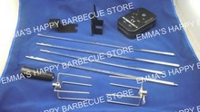 HEAVY DUTY ROTISSERIE GRILL KIT  The Grill Care Universal Rotisserie Kit(China (Mainland))