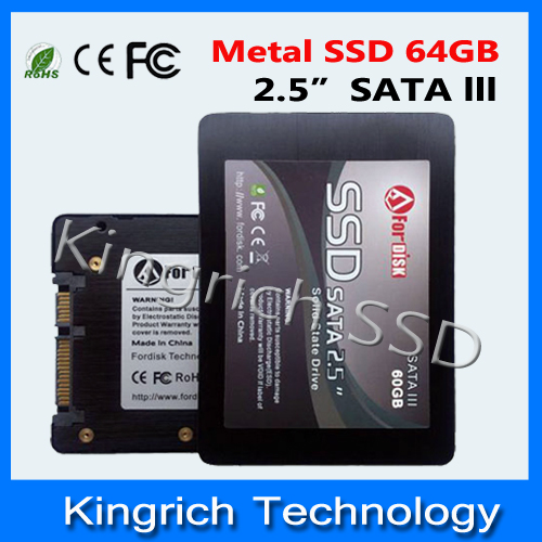 """New Arrival Series SATA3 SSD 64GB 2.5"""" 7mm Internal Solid State Hard Drive Disk SATA SSD HDD 60GB for Desktop&Laptop Computer(China (Mainland))"""