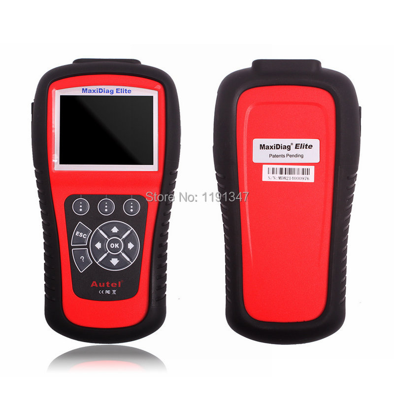 Autel Maxidiag Elite MD702 With Data Stream Function European Vehicles for All System Update Online Diagnostic Tool(China (Mainland))