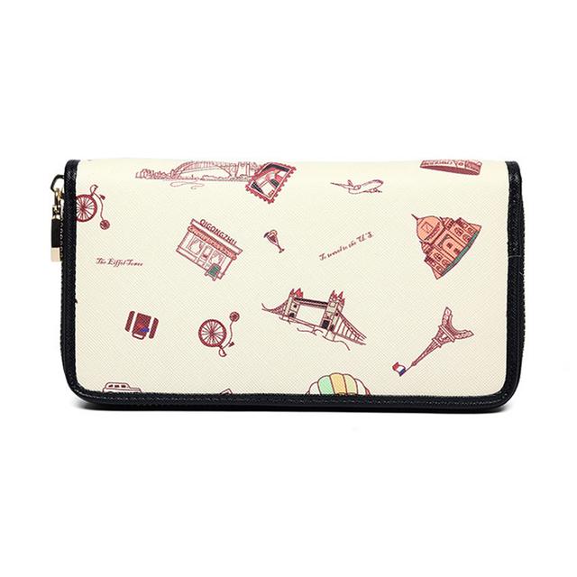 hermes mini bag - 2016 Popular Fashion Zipper Women's Wallet Big Capacity Long Purse ...