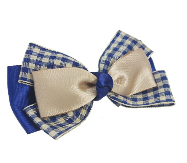 Hair Accessories Headwear Bow Hair Clip Duckbill Clip Hairpin For Women Ladies Girls Perfect Gift for Christmas F15517(China (Mainland))