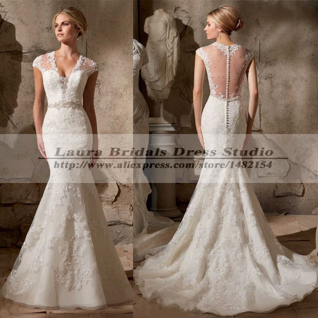 Vestidos de novia 2015 sexy mermaid cheap wedding dresses for Cheap wedding dress from china