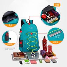 Lightweight Foldable Waterproof Nylon Women Men Children Casual Backpack Travel Outdoor Sports Camping Hiking School Bag RP#(China (Mainland))