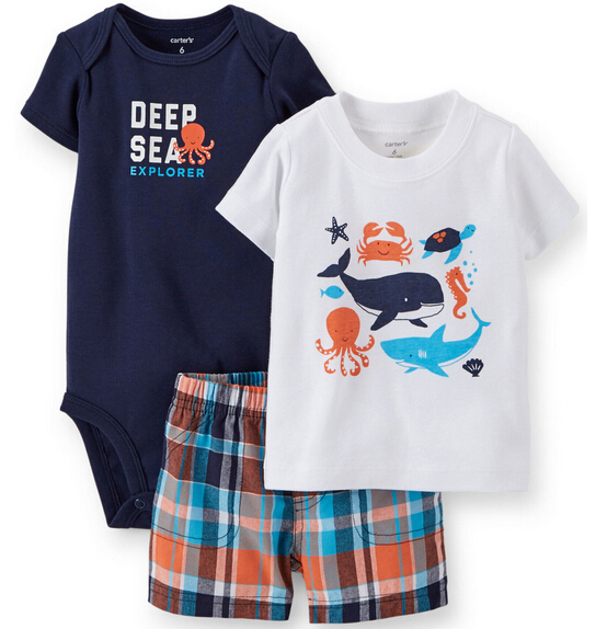 PY0064 hot sale high quality Carters newborn baby boy