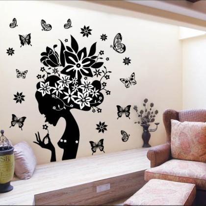 Стикеры для стен Wall stickers  mural