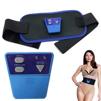massage belt Health ABGymnic Muscle Exercise massager AB Gymnic Electronic Muscle Arm leg Waist  Pain Relief Cream Lose Weight