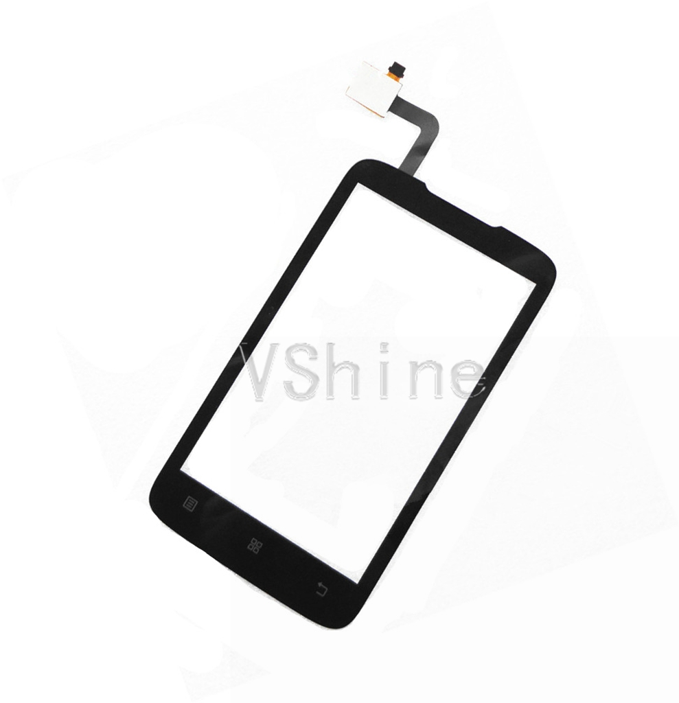 Free shipping by China Post Air Mail For lenovo A316i touch screen +Tracking No.(China (Mainland))