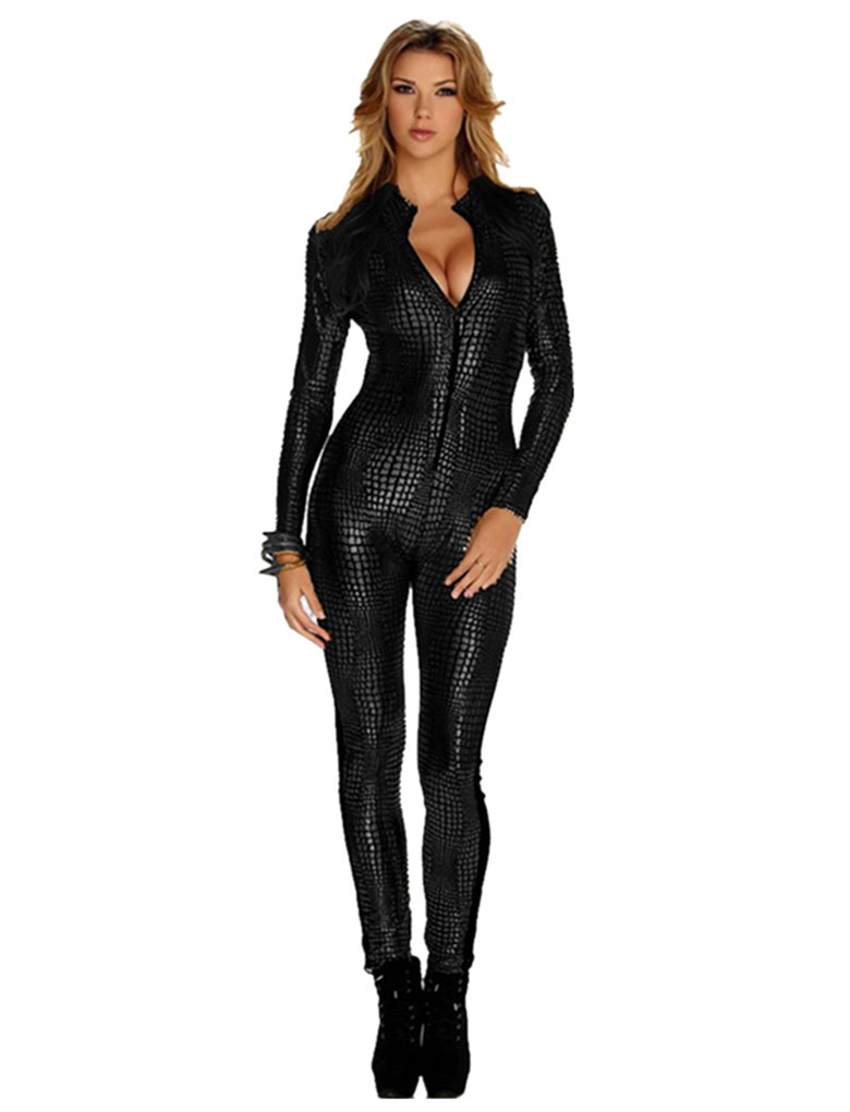 Find great deals on eBay for sexy black leather jumpsuits for women. Shop with confidence.