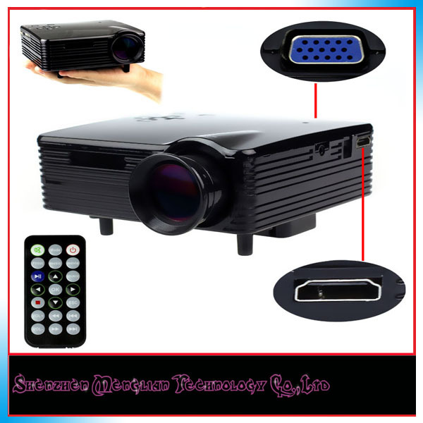 Yg1018 mini projector portable projector can be used for for Mini portable projector for ipad