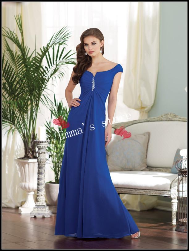 Платье для подружки невесты 2015 Ruched