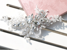 Bridal Wedding Hair Accessories Crystal Clear Bridal Hair Crown Decoration Hair Jewelry Bride Accessories For Party Decoration