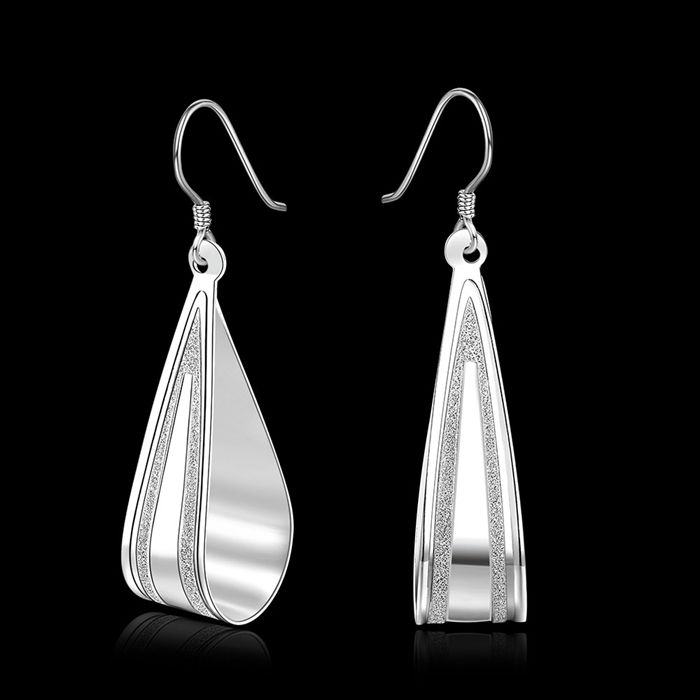 silver plated earrings fashion jewelry earrings beautiful earrings high fashion earrings kew mdk