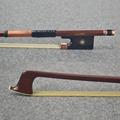 10K GOLD Top Hard Old Pernambuco MASTER Violin Bow 4 4 Full Size Top Quality Pernambuco