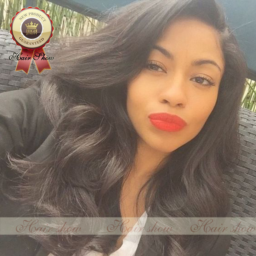 8A Grade Full Lace Wigs Brazilian Virgin Hair Unprocessed Full Lace/Lace Front Human Hair Wigs with Baby Hair for Black Women