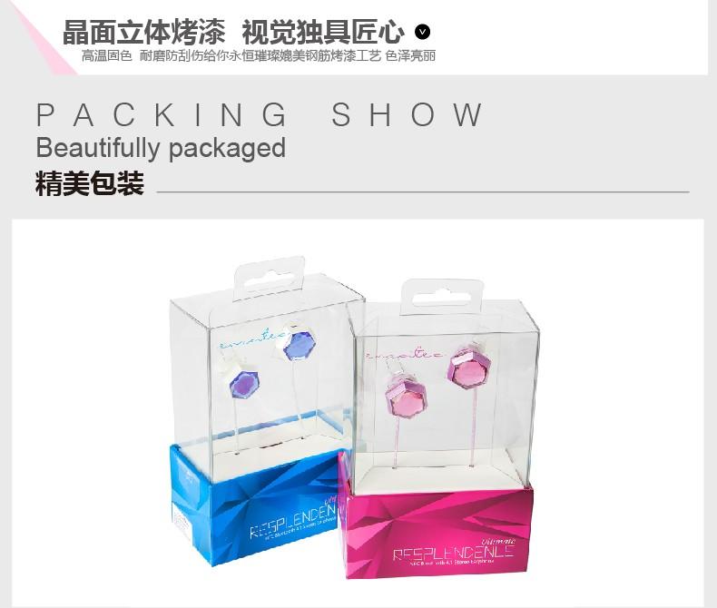2016 новейшие bluetooth для беспроводной наушники роскошные девочек мода подарок прекрасный Алмазный слезы наушников дизайн в-ухо для iPhone андроид