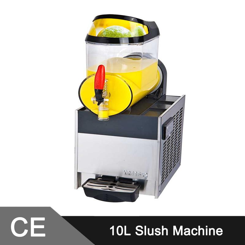 10L Single Slurpee Slushie Frozen Drink Machine Granita Cocktail Slush Maker Slush Machine<br><br>Aliexpress