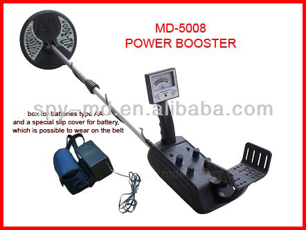 Professional Industrial Underground Search Metal Detector,Max detection depth3.5m,two coils included MD5008 two coils included