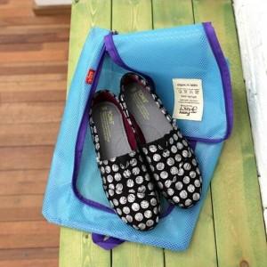 PY071 Shoes Storage Organizer Waterproof Basket women men bags travel Handbag Necessities items Accessories Supplies Products