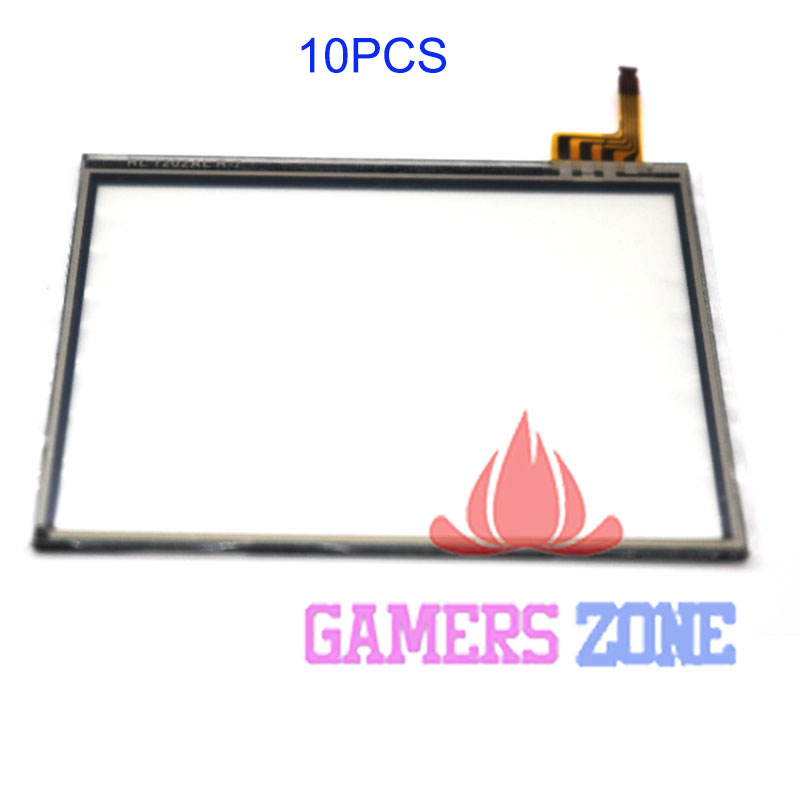 10PCS Touch Screen Digitizer Replacement Repair Parts For Nintendo DS Lite DSL NDSL(China (Mainland))