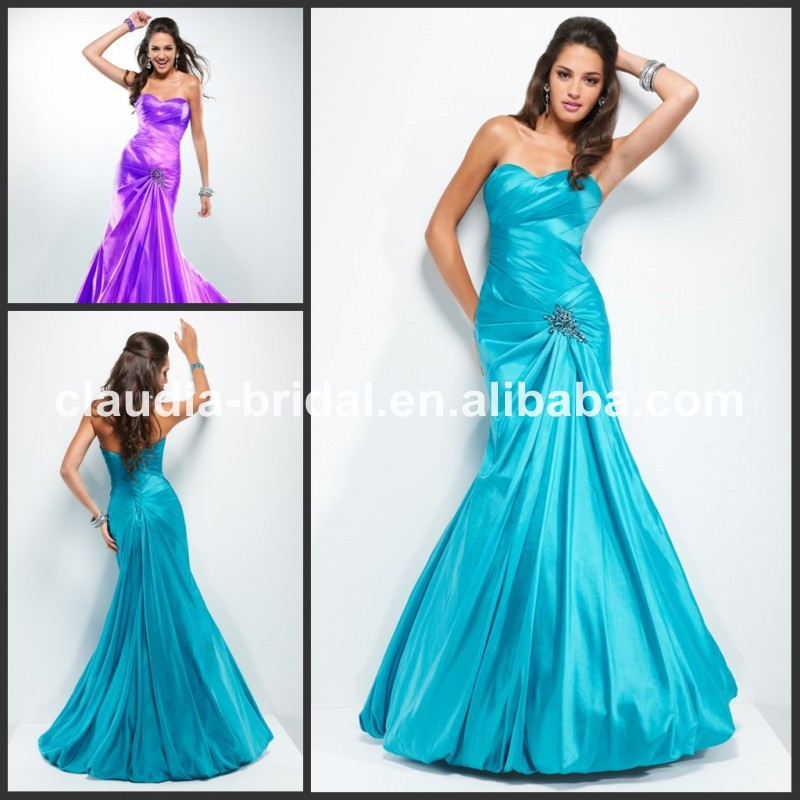P 2635 new designer 2013 heart shaped sleeveless mermaid for Heart shaped mermaid wedding dresses