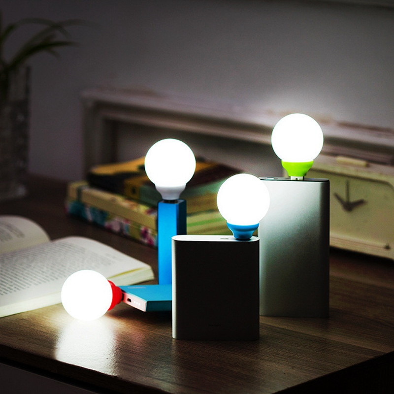 Portable Mini Round Bulb Shaped LED Night Light Bubble Novelty USB LED Night Lamp For Student Bedroom Fixtures Keyboard Lamp(China (Mainland))