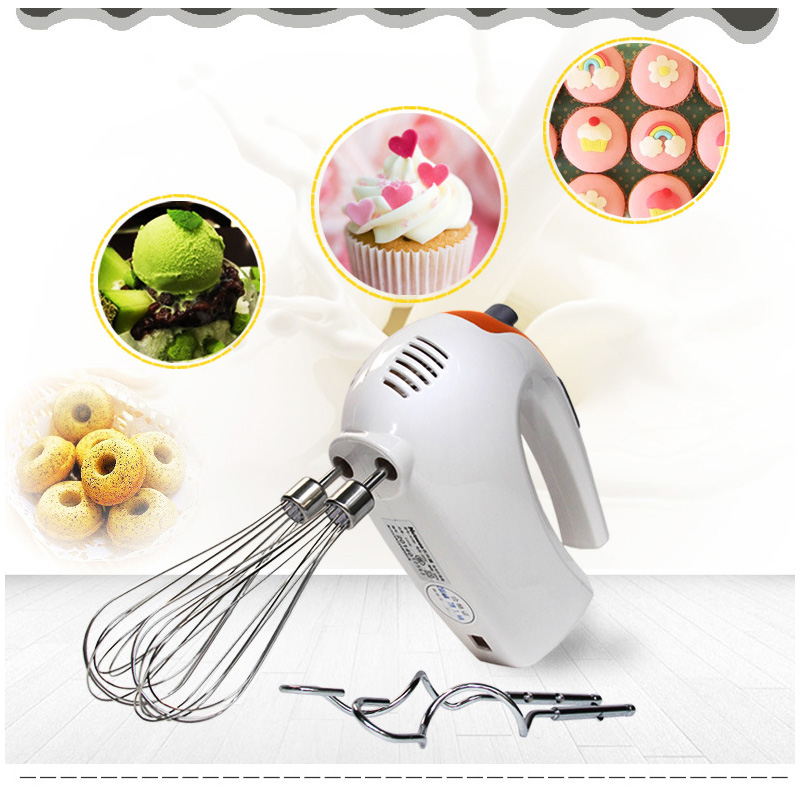 Brand New 220V Household Handheld Electric Mixer Strong Momentum Cake Cooking Tool 2in1 Mixer<br><br>Aliexpress